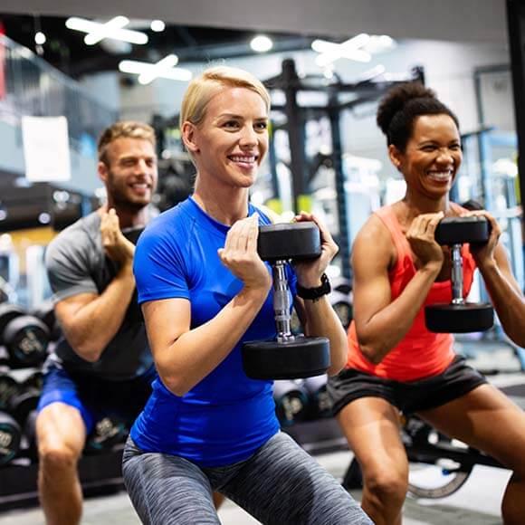 PUSH Fitness Group Class Strength Training