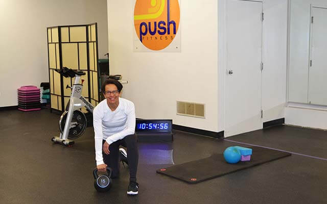 PUSH Fitness Personal Training